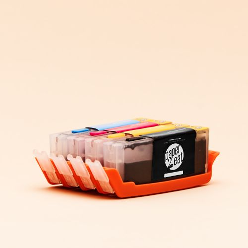 250 / 251 Set of 5 Edible Ink Cartridges