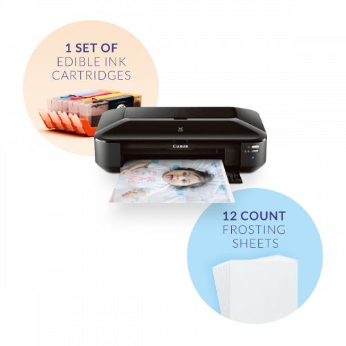 Edible Ink Printer Bundle - SAVER (Wide Format)